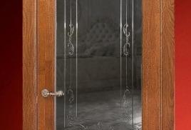 Новые виды стёкол для дверей Альверо